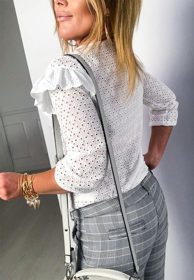 Spodnie Krata Franky