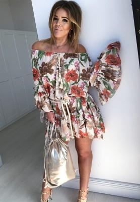 Sukienka Destine Beż