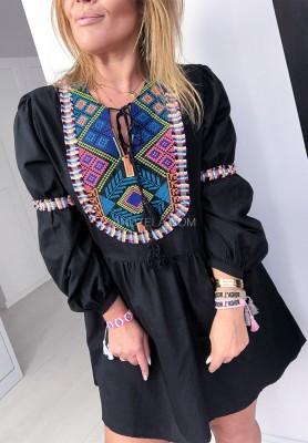 Sukienka Aztec Black