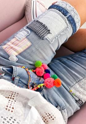 Shorty Jeans Color