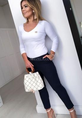 Spodnie Premium Granat