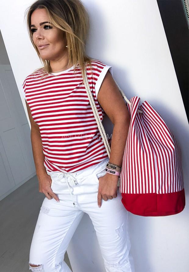 Plecak Mood Czerwony