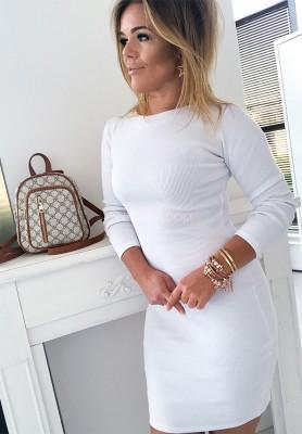 Sukienka Meduza Biała