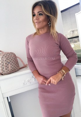 Sukienka Meduza Puder