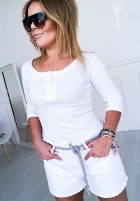 Bluzka Adelia Biała