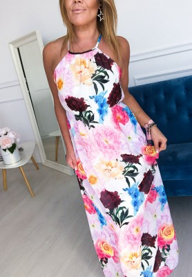 Sukienka Maxi Nejla Color