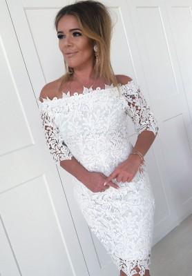 Sukienka Dolcetta Biała