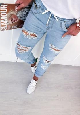 Spodnie Assos Jeans