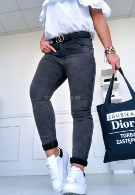 Spodnie Dario Grey