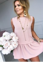 Sukienka Layla Puder