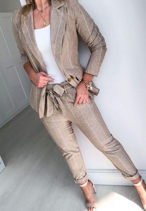 Spodnie Revia Camel