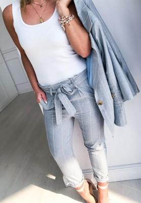 Spodnie Revia Blue