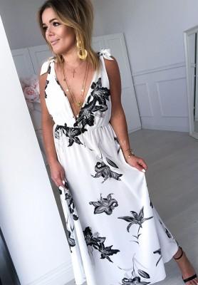 Sukienka Jewel Biała