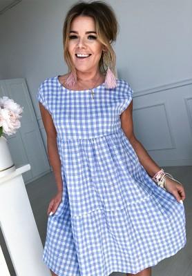 Sukienka Inter Blue