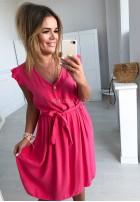 Sukienka Towel Róż