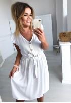 Sukienka Towel Biała
