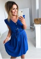 Sukienka Towel Kobalt
