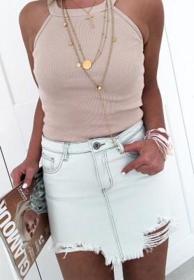 Spódniczka Jeans Raged