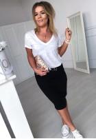 Spódnica Slim Skirt Czarna