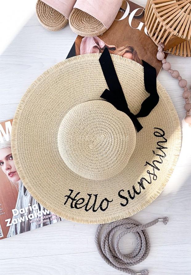 Шляпа Hello Light
