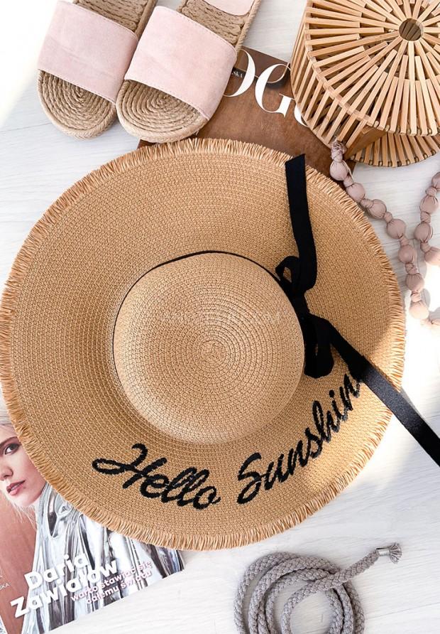 Шляпа Hello Dark