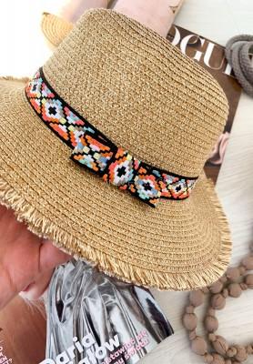 Kapelusz Aztec