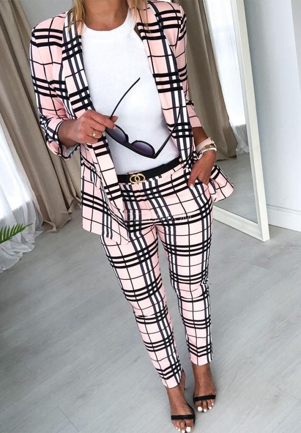 Spodnie Develery Puder