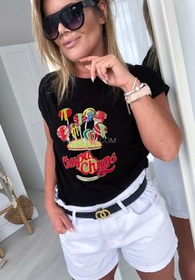 T-shirt Chupa Chups Black