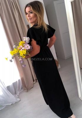 Sukienka Maxi Mirabella Czarna