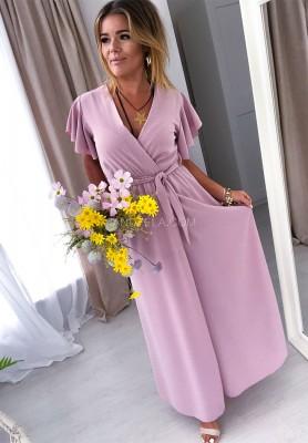 Sukienka Maxi Mirabella Puder