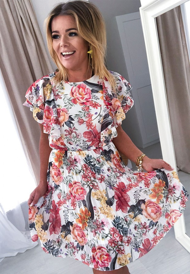 Платье Plisa Kwiaty