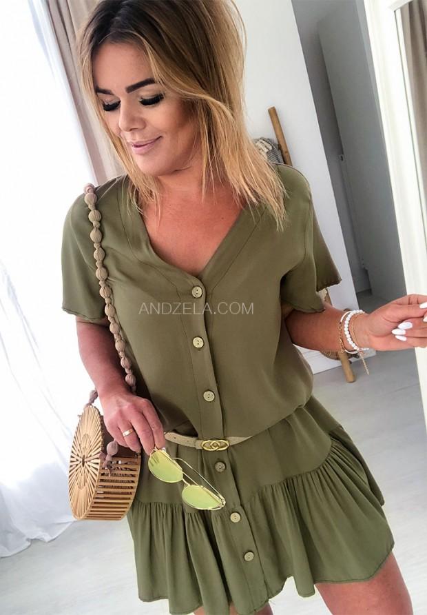 Платье  Linda Khaki