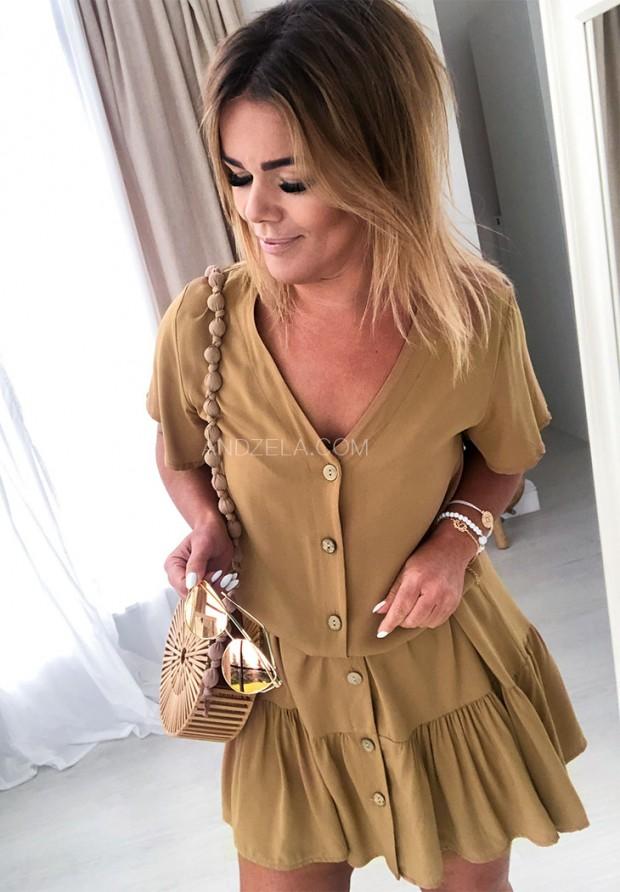 Платье Linda Camel
