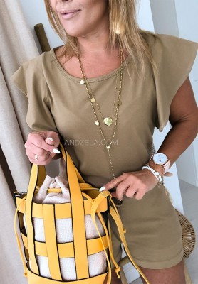 Torebka Erin Yellow