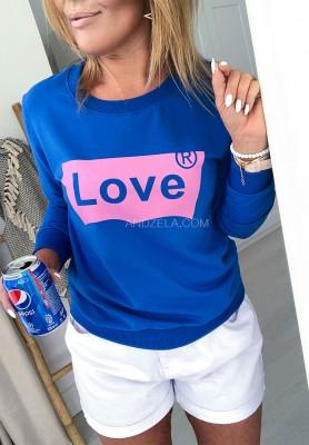 Bluza Pink Love