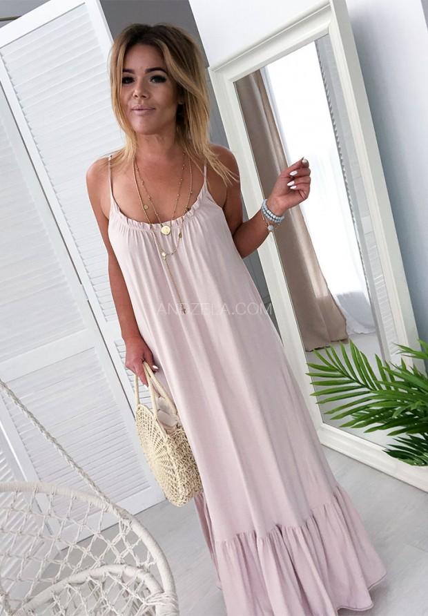 Платье  Maxi Belive Puder
