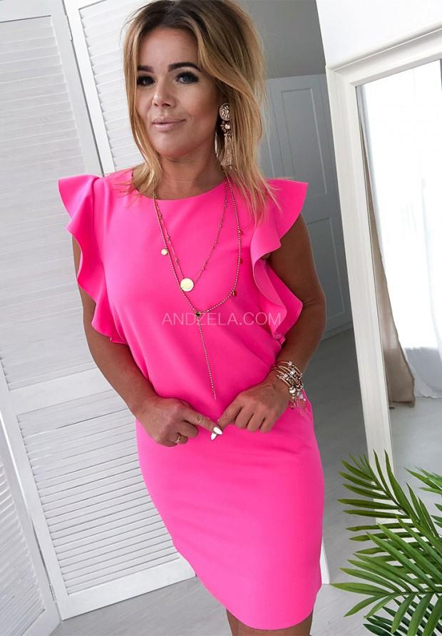 Платье  Liliana Fuksja