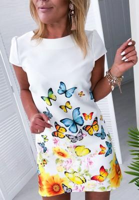 Sukienka Butterfly