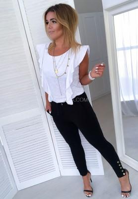Spodnie Gold Nap Czarne