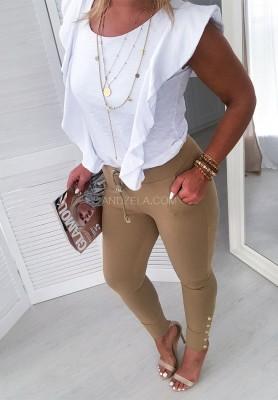 Spodnie Gold Nap Camel
