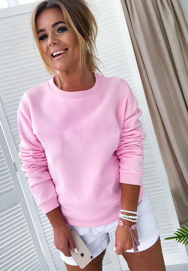 Толстовка Simple Pink
