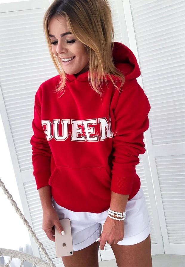 Толстовка Queen Red