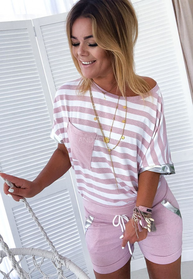 Блузка Pink Set