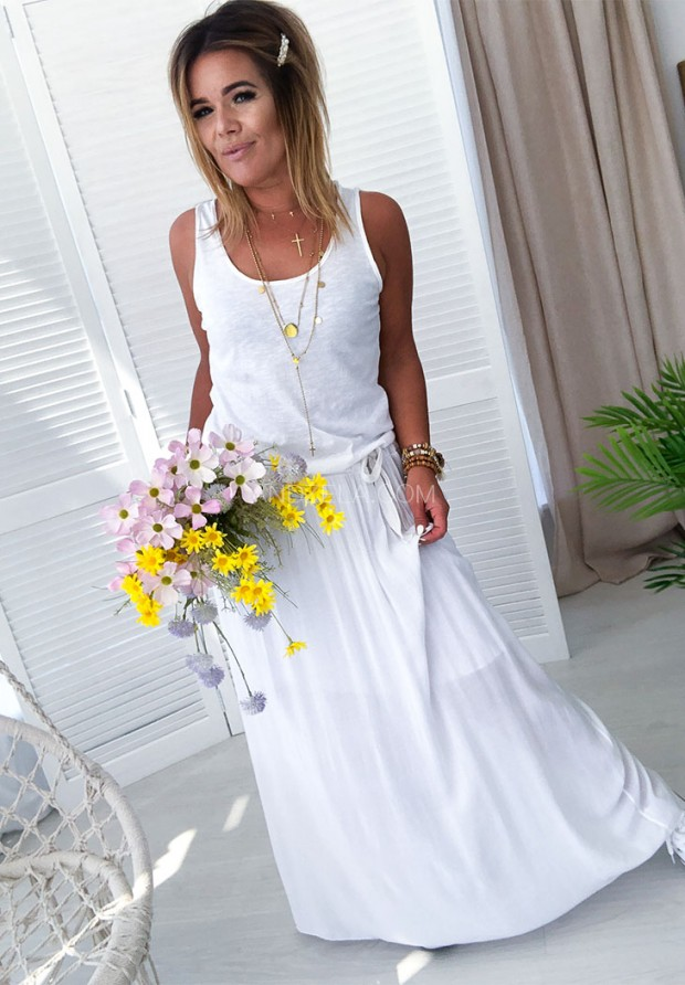 Платье Furia Biała