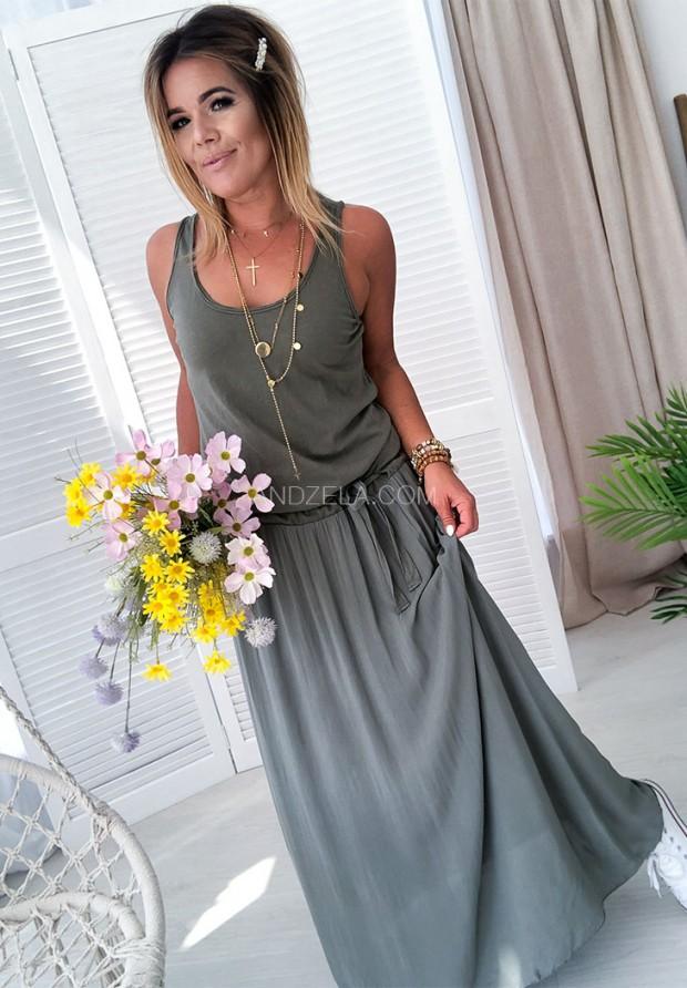 Платье Furia Khaki