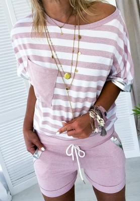 Shorty Pink Set