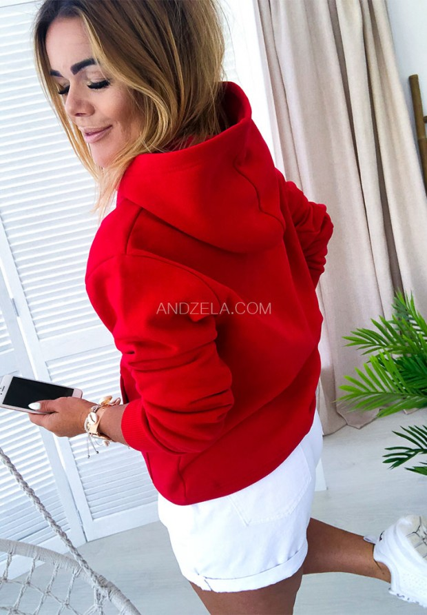 Bluza Beverly Red