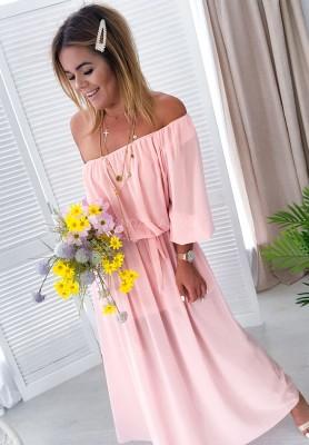 Sukienka Maxi Shirley Puder