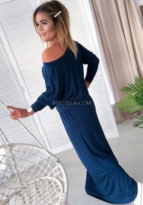 Sukienka Maxi Size Jeans