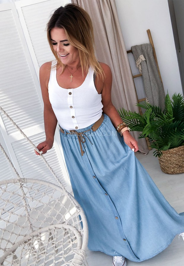 Юбка Girls Jeans Maxi